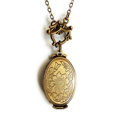 Multi Locket Necklace, $31, now featured on Fab.