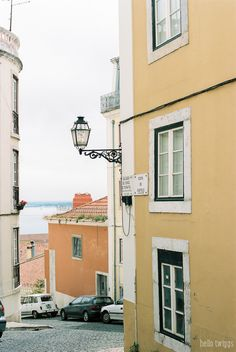 Film Stories in Lisbon by Hello Twiggs