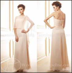 Jasmine Jade J145001....¡Très Chic! Jade Mother of the Groom Dresses & Mother of the Bride Outfits