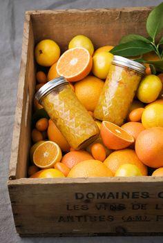 Orange & Lemon Jam