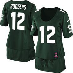 Green Bay Packers 12 Aaron Rodgers Elite Navy Blue Alternate Jersey