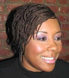 Short Braid Bob Styles For African Americans This Post - Bob hairstyle with braids