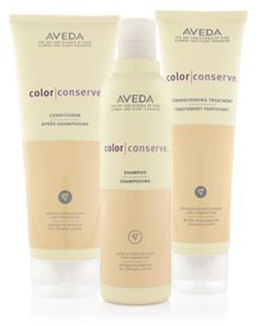 Absolutely love Aveda. This is my favorite line of shampoo and conditioner- to protect my color treated hairs =)