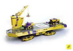 Lego Engineering, Lego Boat, Lego Machines, Lego Army, Lego Mechs, Lego Construction, Cool Lego Creations, Lego Design, Lego Creator