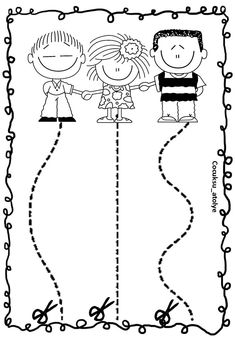 Preschool Learning Activities, Free Preschool, Fun Learning, Printable Preschool Worksheets, Kindergarten Math Worksheets, Preschool Writing, Numbers Preschool, Friendship Theme, Down Syndrom