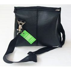 Messenger bag made from recycled inner tubes from land-fill sites and junk yards. Sack Bag, Sacks, Bag Making, Messenger Bag, Shopping Bag, Upcycle, Fill, Recycling, Handbags