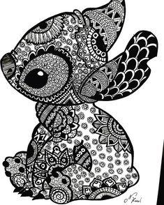 Mandela Stitch tattoo