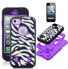 purple zebra!