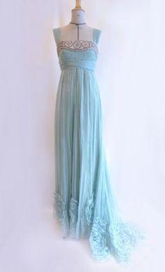 Cecilie Melli - Art noveau kjole, Go To www.likegossip.com to get more Gossip News!