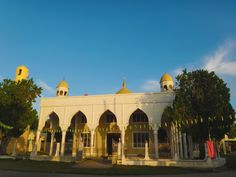 THE FIRST AND OLDEST. Arabian missionary Sheik Makdum supervised the construction of this mosque in the Phillipines Photo by Rhea Claire Madarang