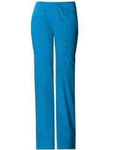dc2acde8202 {MED} Medical Uniform Scrub Pant Luxe by Cherokee Women's Flare Leg  Drawstring #CherokeeLUXE