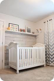 pallet wall - nursery