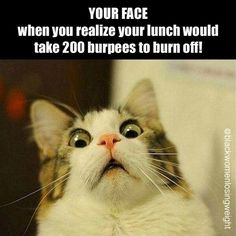 July Challenge - We are burning calories with burpees, squats and cardio this month. Download our workout calendar and join us.
