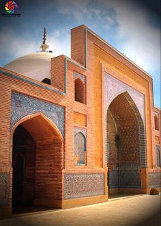 Shah Jahan Mosque, Hospitality, Pakistan, Taj Mahal, Studio, Building, Travel, Viajes, Buildings