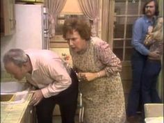 """Top 100 sitcom episodes of all time, No. """"Archie Is Branded,"""" All in the Family Archie Bunker, All In The Family, Old Tv Shows, All About Time, Hilarious, Funny, Plays, Twilight, Script"""