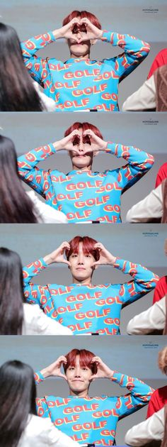 [170930] Jhope 'LOVE YOURSELF 承 Her' Sinchon Fansign