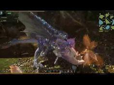 怪物猎人OL Monster Hunter Online (MHO) Yian Garuga Gameplay - YouTube