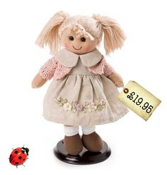 Spotted! Sweetest Pomme-Pidou Vintage Rag Doll | LittleStuff