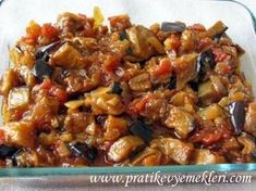 Lunch Recipes, Vegetarian Recipes, Turkish Recipes, Ethnic Recipes, Iftar, Healthy Cooking, Food Porn, Food And Drink, Kitchens