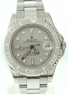 Go Grab This Luxury Watch for Less: ROLEX Yacht-Master Swiss Watch - Includes Box