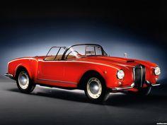 Lancia aurelia spyder b24 1954 1958