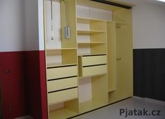 Nábytek na zakázku - Nábytek na zakázku | Pjatak.cz Lockers, Locker Storage, Divider, Shelves, Cabinet, Room, Furniture, Design, Home Decor
