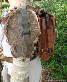 Rey Costume Shoulder Pad