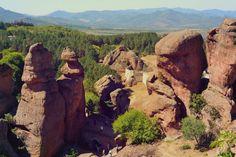 Nikon my pictures: Belogradchik rocks