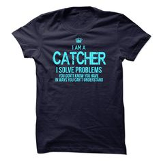 (Tshirt Most Discount) I am a Catcher   Shirts Today