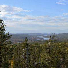 Photo by VisitRovaniemi #santavaara #fell #Ounasjoki #river #landscape #autumn #view #september #rest #hike #freshair #afterwork #beautifulnature #nature_lovers #Rovaniemi #Lapland #Finland #visitrovaniemi #visitlapland #laplandfinland #onlyinlapland #thisisfinland #visitfinland #arcticshooting #filmlapland #filmlocation Lapland Finland, Filming Locations, Forests, Arctic, Wilderness, September, Hiking, Lovers, Autumn