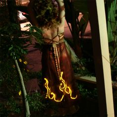 Giant CUSTOM Glowing El Wire Butterfly Wings 4 Foot by glmdolls ...