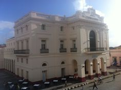 Teatro La Caridad - built 1884 to 1889 - Santa Clara, Cuba