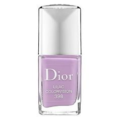 Limited Edition Dior Colorvision Vernis nail color in Lilac