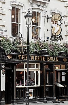 The White Swan, New Row, Covent Garden, London