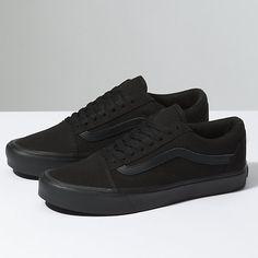 factory authentic 6b1c1 cd376 Old Skool Lite Black Vans Shoes, Black Sneakers, Men s Sneakers, Men s Shoes ,