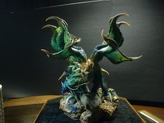 The Dragon Azul I by jshapeshifter.deviantart.com on @deviantART
