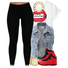 Nike swag outfits, outfits with jordans, jordans girls, nike outfits, schoo Nike Outfits, Swag Outfits, Winter Outfits, Summer Outfits, Casual Outfits, Sneaker Outfits, Classy Outfits, Fashion Casual, Teen Fashion