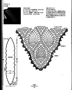 Gorgeous pineapple crochet table runnerdresser scarf diagram bethsteiner toalhas ccuart Choice Image