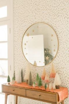 Elsie's Holiday Home Tour! (A Beautiful Mess) Merry Christmas, Simple Christmas, Christmas Home, Hygge Christmas, Cottage Christmas, Christmas Bedroom, Christmas Crafts, Retro Christmas Decorations, Holiday Decor