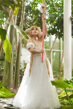 Princess Serenity Sailor Moon Cosplay http://geekxgirls.com/article.php?ID=5379