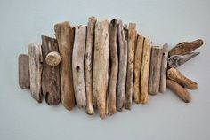 Tutorial - How to Make a Driftwood Fish
