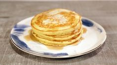 Classic Pancakes Recipe | The Chew - Clinton Kelly http://abc.go.com/shows/the-chew/recipes/classic-pancakes-clinton-kelly