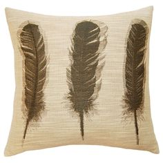 Dakota Feathers pillow