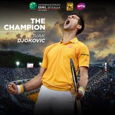 And the winner of #ibi15 is.. @DjokerNole ! Let's celebrate with a RT! #tennis #ATP