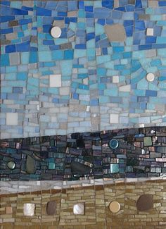 Maplestone Gallery - 'Walk on the Beach' by Ilona Fried