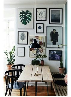 Dining Room Decor how to decorate your dining room table Dining Room Walls, Dining Room Design, Living Room Decor, Dining Decor, Decor Room, Wall Dining Table, Dining Area, Bedroom Decor, Home And Living