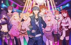 Dark Grey Clouds Awakening Crew at the club Fire Emblem Awakening, Fire Emblem Games, Fire Emblem Characters, Grey Clouds, The Shepherd, Kawaii Cute, Game Art, Manga, Artwork