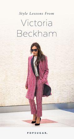 35 Fashion Truths Straight From Victoria Beckham