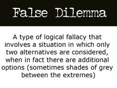 """My Aspergers Child: """"False Dilemma"""": A Thinking Error in Children on the Autism Spectrum"""