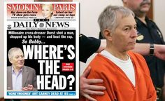 Robert Durst back in court for 2nd straight day